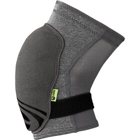 IXS Flow Zip Protezione ginocchio, grigio